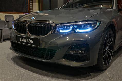 2020 Bmw 330i Shows Off Dravite Grey Metallic And M Sport
