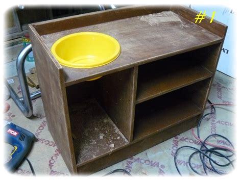 fabriquer cuisine en bois jouet cuisinière en bois fabrication maison fredemimatal