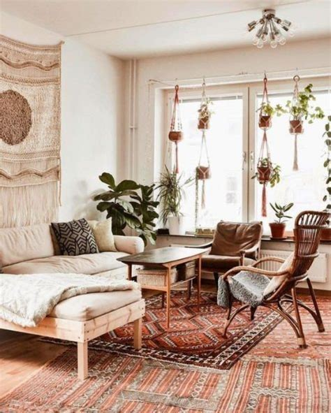 Great colors and shelving for a guy's room. 25 Boho Living Room Decor Ideas That Rock - Shelterness