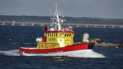 Tugboat For Sale by Shipsforsale Sweden Swedish Breaking Rescue Vessel