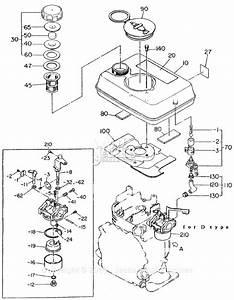 Robin  Subaru Ey08 Parts Diagram For Fuel  Lubricant