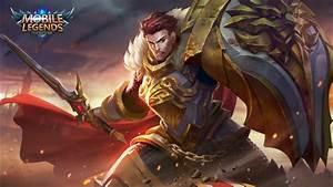 Mobile Legends TIGREAL Gameplay GG Em 6 Minutos YouTube