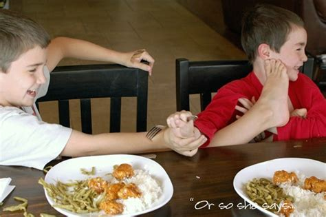 the teaching children table manners make and takes