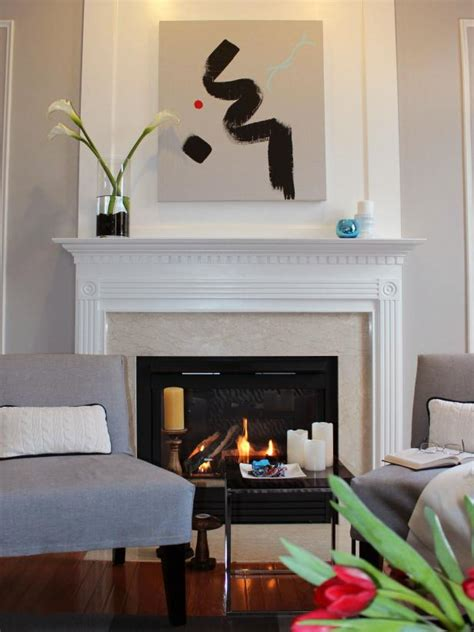 brick fireplace makeover before and after fireplace makeovers hgtv Modern