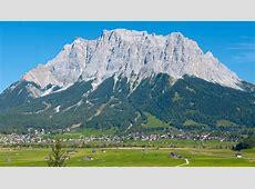 BilderGalerie ★ Tiroler Zugspitzbahn in Ehrwald Österreich