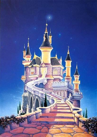 Princess Castle Cinderella Palace Fairy Tale Souders