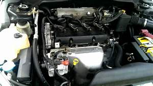 2005 Nissan Altima S 2 5 Engine Knock