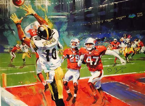 The Catch Super Bowl Xliii By Malcolm Farley