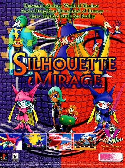 Silhouette Mirage Treasure Fandom
