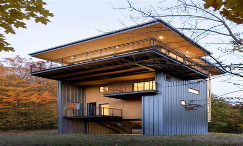 glen lake tower house modern style house  tower lake home designs treesranchcom