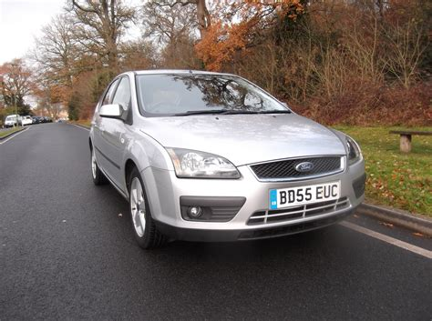 ford focus zetec sj autos