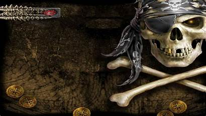 Skull 3d 1080p Wallpapers Scary Horror Moving
