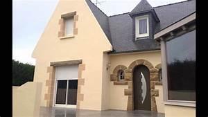 deco facade maison tunisie With peinture pour facade maison