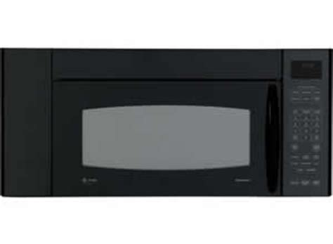 ge jvmbf profile spacemaker xl microwave oven user manual