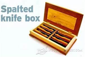 #1590 Cutlery Box Plans • WoodArchivist