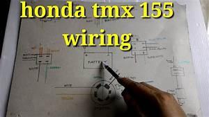 Honda Tmx 155 Wiring