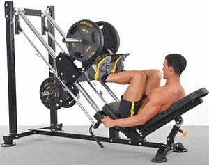 Free Weight Leg Press-Hip Sleds | Strength Equipment ...