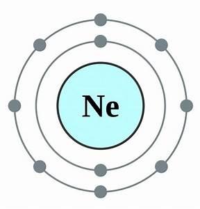 Lewis Dot Diagram For Neon
