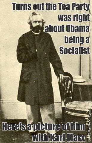 Obama Empty Chair Meme by Karl Marx Obama Quotes Quotesgram