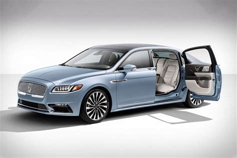 Pictures Of New Lincoln Continental by 2019 Lincoln Continental 80th Anniversary Edition Sedan