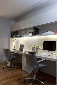office space design ideas 50+ Home Office Space Design Ideas For Two People - The Architects Diary