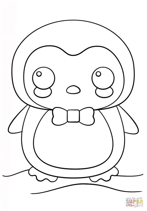 kawaii coloring pages    print