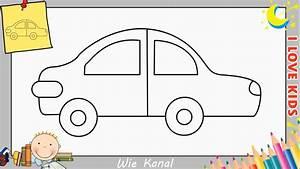Wie Verkauft Man Ein Auto : wie zeichnet man ein auto schritt f r schritt f r anf nger ~ Jslefanu.com Haus und Dekorationen