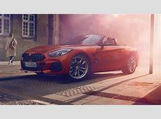 Wallpaper BMW Z4 M40i First Edition, 2019 Cars, sports car