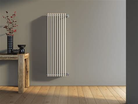 Wall-mounted Hot-water Steel Radiator Linea By Scirocco H