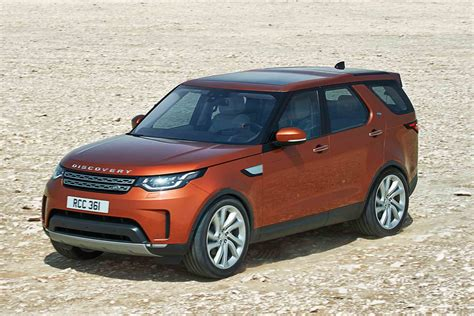 New Land Rover Discovery Prices, Specs, Onsale Date And