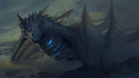 wallpaper latest hd game  thrones dragon wallpaper
