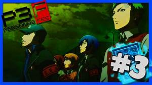 """[3] """"Tartarus""""   Persona 3 FES The Journey Playthrough ..."""