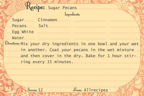 free recipe template for word free printable recipe cards call me