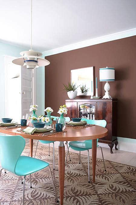 Color+inspiration Blue+brown
