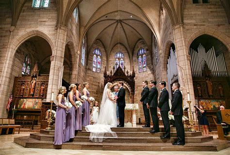lady  sorrows church ceremony  jessica michael