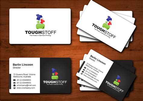 Online Card Making Sites Stunning Line Business Card Print