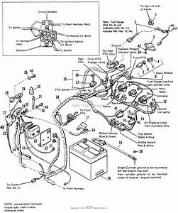 Simplicity Mower Wiring Diagram