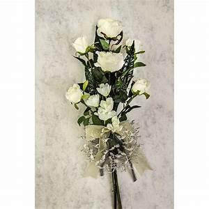Bouquet Pas Cher : bouquet mari e artificiel pas cher ~ Melissatoandfro.com Idées de Décoration
