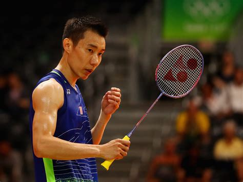 Chong Wei Advances To Hong Kong Semis  Fox Sports Asia