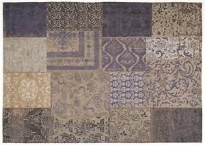 Teppich Vintage Blau : vintage teppich patchwork 170 x 240 cm blau teppich vintage ~ Whattoseeinmadrid.com Haus und Dekorationen