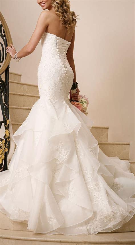 Corset Wedding Dress Is Popular In Todays Modern Wedding