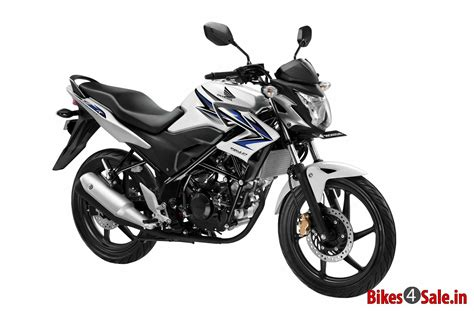 Cb150r Streetfire by Honda Cb150r Streetfire Motorcycle Picture Gallery White