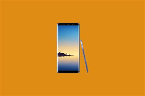 Official Samsung Galaxy Note 8 Android Oreo Update Rolling