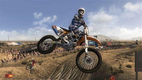 motocross racing game dirt bike games