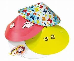 Hut Aus Papier : 12 chinesische blanko h te aus wei em karton zum selbst gestalten basteln malen fasching ~ Watch28wear.com Haus und Dekorationen