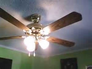 hton bay landmark plus ceiling fan youtube
