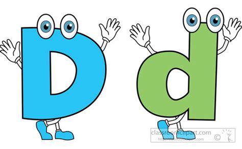 Alphabets Clipart- Letter-alphabet-d-upper-lower-case