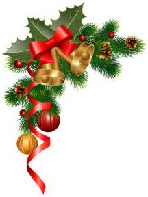 Christmas Decorations Lights by Christmas Corner Decoration Png Clipart Image Gallery