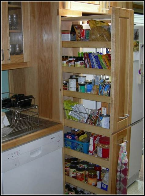 tall narrow pull  pantry pantry home design ideas