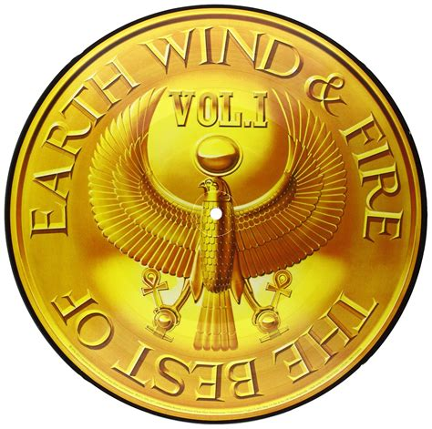Best Of Earth Wind And by The Best Of Earth Wind Vinyl Picture Disc By